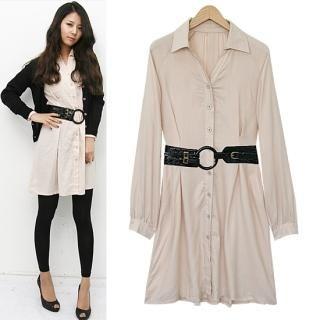 Buy HUE IT GIRL Shirt Dress with Belt 1022458768