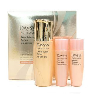 ENPRANI - Daysys Nutri System Total Solution Serum Special Set: Serum 60ml + Skin Toner 32ml + Emulsion 32ml 3pcs 1061645655