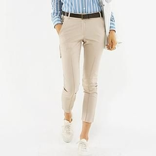 Picture of BBon-J Cropped Pants 1023006758 (BBon-J Apparel, Womens Pants, South Korea Apparel)