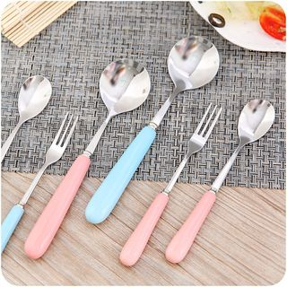 Stainless Steel Fork/Spoon 1064758043
