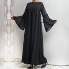 Chiffon Maxi Dress 1596