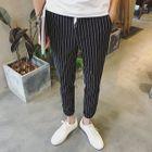 Striped Harem Pants 1596