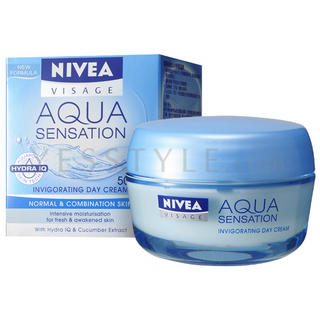 Aqua Sensation Invigorating Day Cream