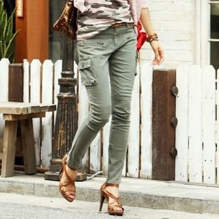 Buy BBon-J Slim Fit Pants 1022970438