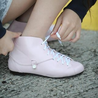 Picture of 59 Seconds Convertible Lace-Up Shoes 1021789077 (Other Shoes, 59 Seconds Shoes, Hong Kong Shoes, Womens Shoes, Other Womens Shoes)