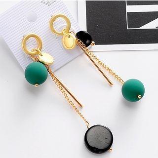 Ball Non-Matching Drop Earring 1060656141