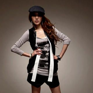 Buy I'Miusa Drape-Front Wrap Skort 1021566400