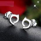 Cat 925 Sterling Silver Stud Earrings от YesStyle.com INT