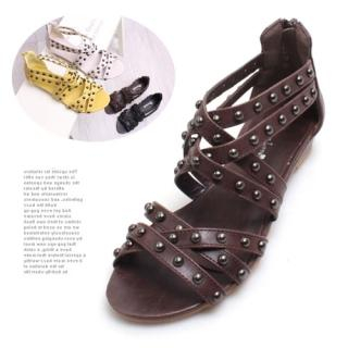 Buy Woorisin Metal Studded Sandals 1022467130