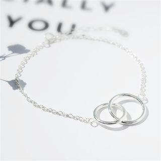 Image of Double Ring Bracelet