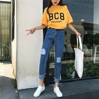 Straight Fit Jeans 1059722101
