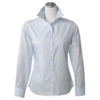 Buy CorLeonis Long Sleeve Shirt- Smart Basic (Blue) 1004675132