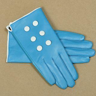 Genuine Leather Gloves 1048972485