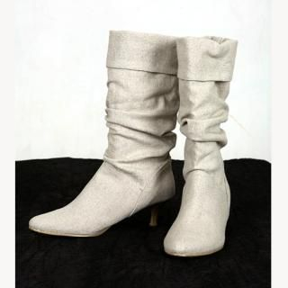 Picture of Bloom Girl Fold Boots 1014438561 (Boots, Bloom Girl Shoes, Korea Shoes, Womens Shoes, Womens Boots)