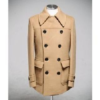 Buy Palus Double Breasted Pea Coat 1021581853