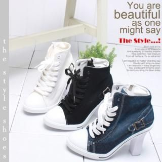 Buy Woorisin High Heeled Sneakers 1023002151