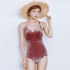 Velvet Swimsuit 1596