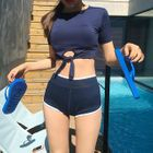 Set: Swim Top + Swim Shorts 1596