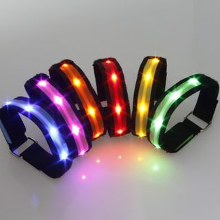 Image of Electric LED Pet Harness