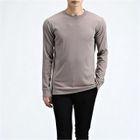 Round-Neck Ribbed T-Shirt 1596