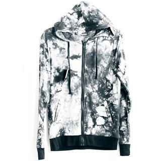 Buy SERUSH Dyed Hooded Jacket 1022914602