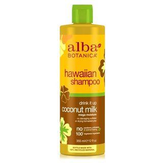 Alba Botanica - Coconut Milk Drink it up Shampoo 12 oz 12oz / 355ml 1066752569