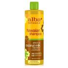 Alba Botanica - Coconut Milk Drink it up Shampoo 12 oz 12oz / 355ml 1596