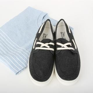 Buy BoynMen Cotton Boat Shoes 1022730491