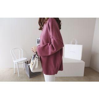 Drop-Shoulder Knit Top 1055774289