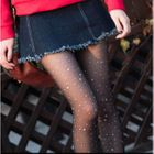 Star Print Tights 1596