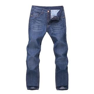 Straight Fit Jeans 1053823898