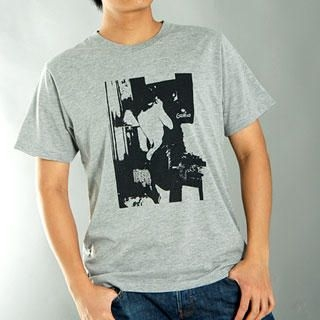 Picture of Grafico Mirror Grey Boy Tee Shirt 1005048125 (Grafico, Mens Tees, Hong Kong)