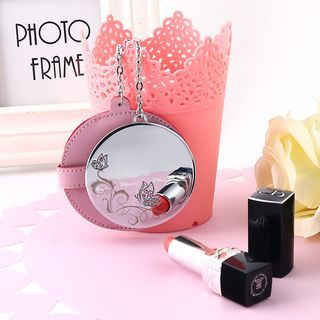 Round Compact Mirror 1056740894