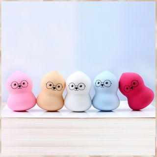 Image of Cartoon Makeup Blender Beauty Sponge