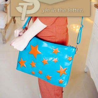 Star-Detail Satchel