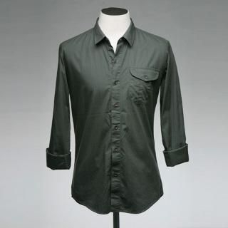 Picture of Style YOURS 3/4 Sleeve Roll-Up Shirt 1022571217 (Style YOURS, Mens Shirts, Korea)