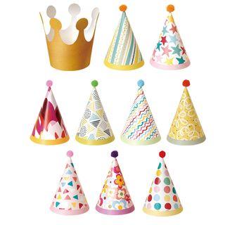 Party | Hat | Set