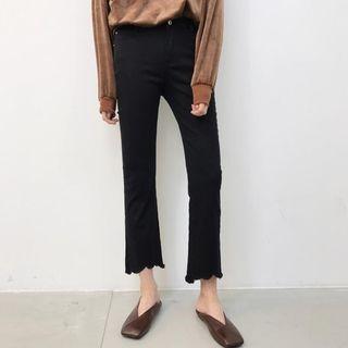 Boot-Cut Pants 1057681962
