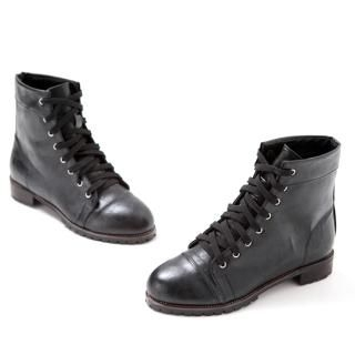 Buy MALL-LA Lace-Up Boots 1023061562