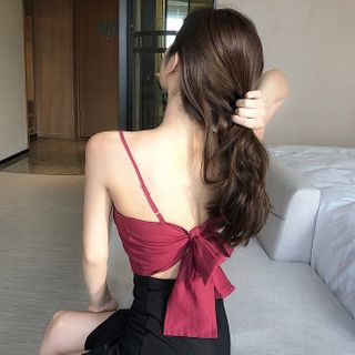 Image of Bow Back Camisole
