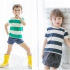 Kids Striped T-Shirt 1596