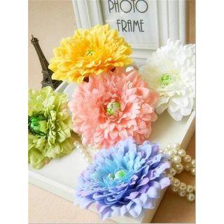 Floral Hair Clip / Brooch