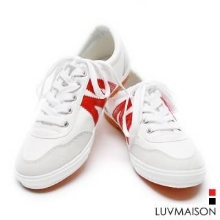 Picture of LUVMAISON Lace-Up Sneakers 1023045139 (Sneakers, LUVMAISON Shoes, Korea Shoes, Mens Shoes, Mens Sneakers)