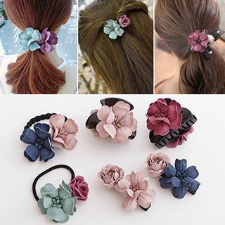 Flower Hair Tie / Hair Clip / Hair Band 1052688395