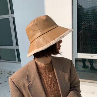 Reversible   Bucket   Fleece   Hat