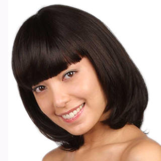Medium Full Wig - Straight 1034639428