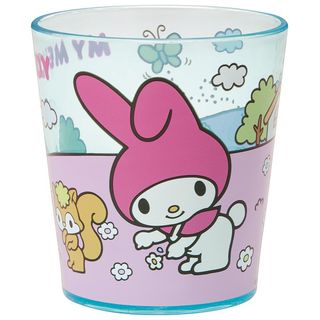 My Melody Clear Plastic Cup 1066843748