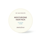 Innisfree - My Hair Recipe Moisturizing Hair Pack 100ml 1596
