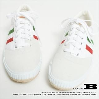 Picture of Style Impact Canvas Lace-Up Sneakers 1022052168 (Sneakers, Style Impact Shoes, Korea Shoes, Mens Shoes, Mens Sneakers)