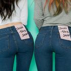 Washed Skinny Jeans от YesStyle.com INT